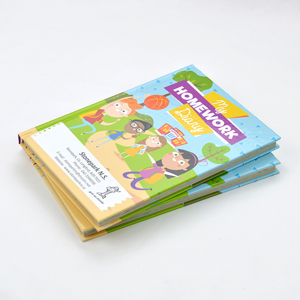 Customised Homework Diary | 4schools ie